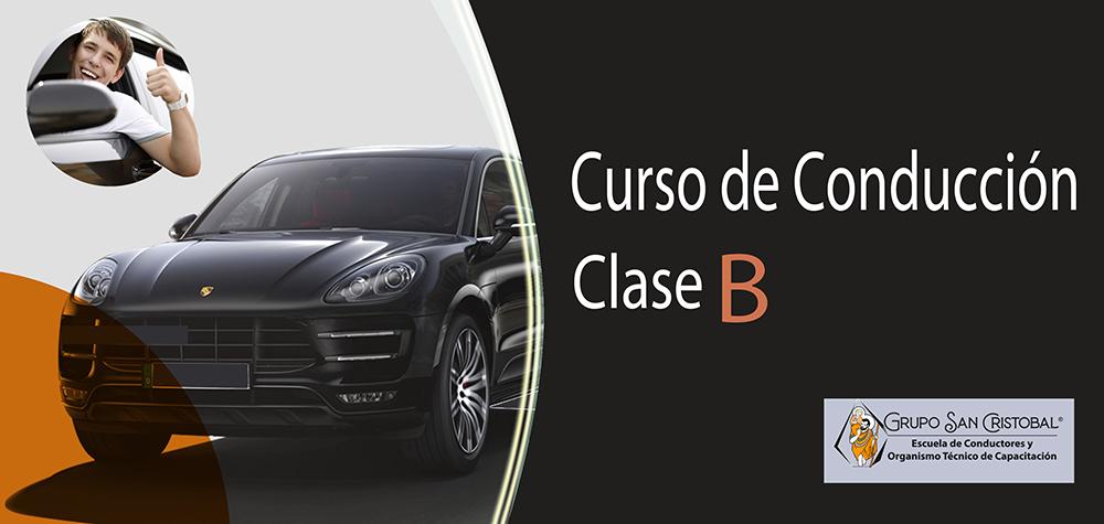 Conducción Clase B SENCE